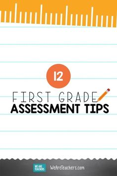 Knowing where students are at in their learning is critical, that's why these first grade assessment ideas are perfect—virtually or in the classroom! #firstgrade #elementaryschool #classroom #classroomideas #teaching #teacher #assessment #assessmenttips First Grade Assessment, Kindergarten Assessment, Formative Assessment, Teaching Kindergarten, Student Learning, Teaching Ideas, Fifth Grade, Third Grade, Teaching Second Grade