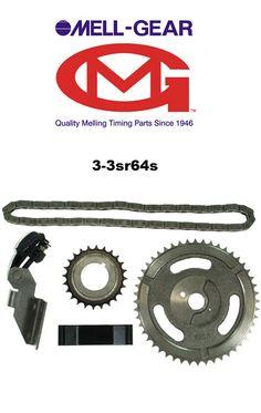 New Timing Kit for AMC, Dodge, Eagle, & Jeep 2.5L Engines Melling Part # 3-3sr64s #MellingEngineParts