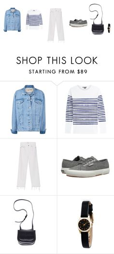 """""""Untitled #3669"""" by memoiree ❤ liked on Polyvore featuring Vince, Simon Miller, Superga, The Row and Marc by Marc Jacobs"""