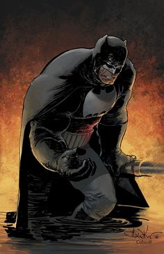 Batman __ XV __