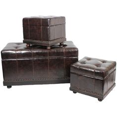 I pinned this 3 Piece Clarence Box Set from the Cypress Collection event at Joss and Main!