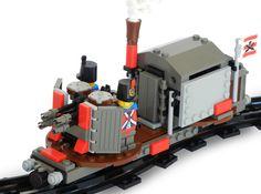All sizes | Narrow-Gauge Steam Railcraft Mk. LXXIII | Flickr - Photo Sharing!