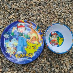 Vintage Pokémon Dinner Plate And Bowl (1 | Mercari 90s Toys, Catch Em All, Plates And Bowls, All Anime, Dinner Plates, Ems, Plastic, Vintage, Photos