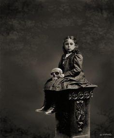 ...she was a HUGE fan of Hamlet.