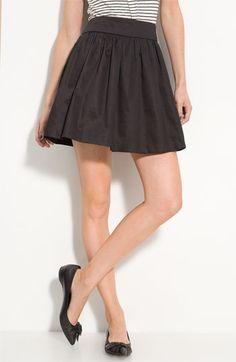 Necessary Objects Sateen Full Skirt (Juniors) | Nordstrom - StyleSays