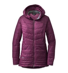 Shop award-winning women's outdoor clothing & gear from Outdoor Research. Designed by adventure; built for hiking, climbing, skiing, paddling & more. Ski Gear, Jackets For Women, Clothes For Women, Women's Jackets, Outdoor Research, Warm In The Winter, Womens Parka, Body Heat, Outdoor Outfit