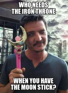 Fabulous Oberyn Martell is Fabulous