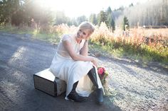 Styled Shoot: Forest Picnic Anniversary Session