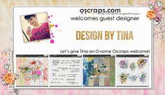 Please Welcome Design by Tina to OScraps - Page 2 - Forum :: Oscraps.com