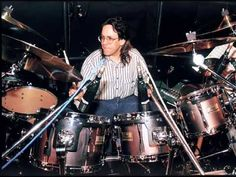 """Ever wonder what the solo drum track sounds like on """"Rosanna""""? Check out this video."""