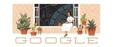 María Zambrano Alarcón (1904-1991), filosofa y ensayista. Fue la primera mujer en recibir el Premio Cervantes. #BibliotecaUGR #GoogleDoodle #MariaZambrano Conoce más sobre ella http://bencore.ugr.es/iii/encore/search?formids=target&lang=spi&suite=def&reservedids=lang%2Csuite&submitmode=&submitname=&target=Zambrano%2C+Mar%C3%ADa%2C+1904-1991&submit.x=0&submit.y=0