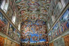 30 de octubre de 2012: Se cumple medio milenio desde que Miguel Ángel Buonarroti finalizase la bóveda de la Capilla Sixtina, paradigma del Renacimiento.