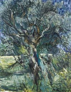 Algarve Olive Tree, Patrick Swift, c.1964