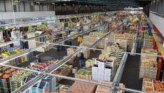 Фото - путешествия по миру: Гигантский рынок, где делают закупки лучшие шеф-по...
