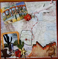 Layout: Arizona Title Page