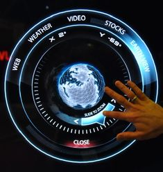 Designing Intuitive Point-of-Interest and Point-of-Sale Touch Interfaces - From a Ventuz point of view