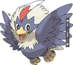 So cool - Rufflet pokemon - 627. Rufflet by  on @deviantART | CHECK OUT MORE…