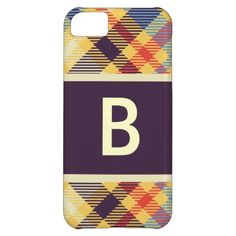 Plaid Pattern 1 Cover For iPhone 5C