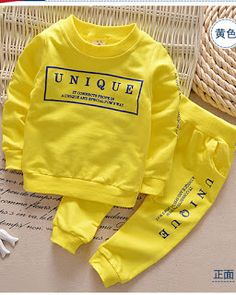2016 new arrival Boy clothing set kids sports suit children tracksuit girls Tshirt pant baby sweatshirt character casual clothes (32773152413)  SEE MORE  #SuperDeals