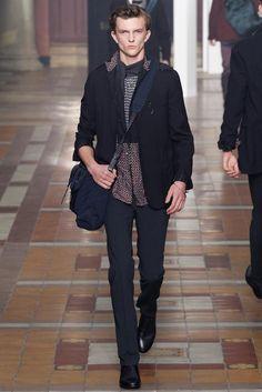 Lanvin - Spring 2015 Menswear - Look 40 of 45 Lanvin, Vogue Paris, Fashion Show, Mens Fashion, Fashion Design, Paris Fashion, Suit And Tie, Spring Summer 2015, Summer Collection