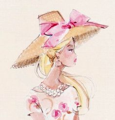 Lovin me some vintage Barbie