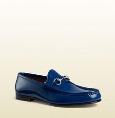 27b535bd4915c0 Gucci - men's brushed leather horsebit loafer 387598DKE004236 Gentleman  Style, Gentleman Fashion, Gucci Men