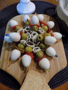 Estos pinchos están buenísimos #aperitivos #entrantes #pinchos #recetas