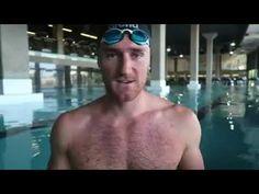 Calvyn Dylin Justus e Cameron van der Burgh tem algumas dicas para um peito mais rápido