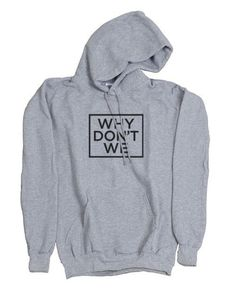 #whydontwemerch Why Don't We hoodie