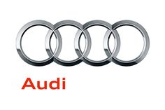 Audi's interwoven circles have become synonymous with quality and speed