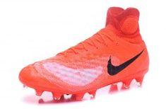 c72e6b2e8 New Style Nike Magista Obra II FG Orange Red Men s Football Shoes Men s  Football