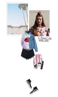 """Beautiful Halo N13"" by idka ❤ liked on Polyvore featuring GHD and Vans"