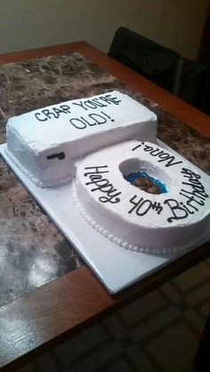 ideas funny happy birthday mom hilarious dads for 2019 Easy Birthday Desserts, Funny Birthday Cakes, Birthday Gift Cards, Funny Cake, Happy Birthday Mom, 40th Birthday Parties, Birthday Fun, Birthday Pranks, Wife Birthday