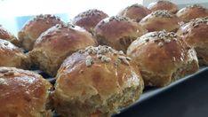 Gulerodsboller | Urban Mad Recipe Boards, Pretzel Bites, Bread Baking, Food Inspiration, Bread Recipes, Snacks, Urban, Breakfast, Desserts