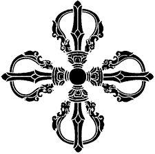 Image result for vajra tattoo