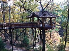 Tree House at Nay Aug Park - Scranton PA. Oh The Places You'll Go, Cool Places To Visit, Kentucky Camping, Short Trip, Day Trips, Travel Usa, State Parks, Trip Advisor, Nature