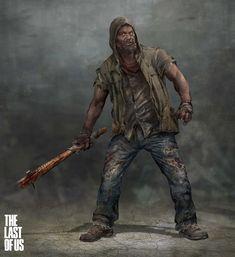 ArtStation - Hunters : Last of Us , Hyoung Nam