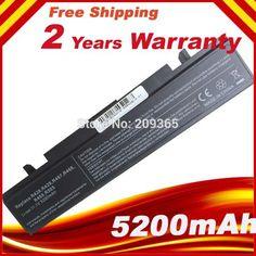 Laptop Battery for SAMSUNG R580 R540 R530 RV511 R560 R520 R428 R522 NP350V5C R425 R460 AA-PB9NC6B AA-PB9NC6W AA-PB9NS6B  — 1000.78 руб. —