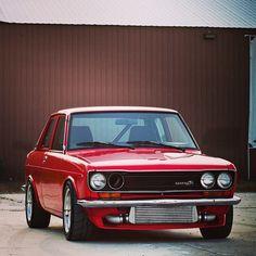 1975 Datsun 510 modifiée