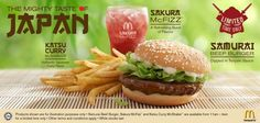 McDonald's Malaysia Samurai Beef Burger (Promotion period: from 18 September 2012 onwards)  http://www.mudah.co/mcdonald-samurai-beef-burger-promotion/1001/
