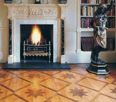 Thinking About Painting Your Floor? Consider These 10 Tips First…. Pub Design, Floor Design, Flooring For Stairs, Flooring Ideas, Game Room Basement, Basement Ideas, Natural Flooring, Parquetry, Stenciled Floor