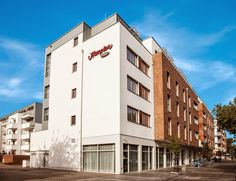 Hampton by Hilton Swinoujscie offers comfortable, affordable accommodations just minutes from one of the best beaches on the Baltic Sea.