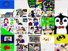 #foldapps #creative #drawing #creativekids #kidsart