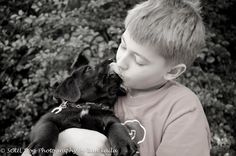 There is no psychiatrist in the world like a puppy licking your face.  ~Ben Williams