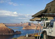 4WD Yoga 'Glamping' Safari Retreat at Telluride, Colorado #adventure #yoga #travel