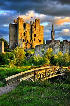 Trim Castle, Co.Meath