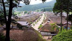 大内宿, Ōuchijuku