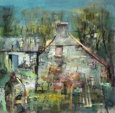 Andrew Douglas-Forbes, Gathering Eggs, Llansadwrn