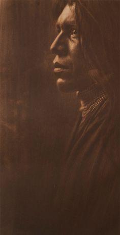 The Yuma, 1907, photograph by Edward S. Curtis.