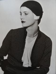 Lee Miller by Man Ray